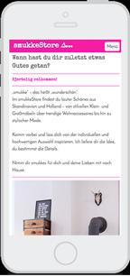 Website-Service Kunde SmukkeStore